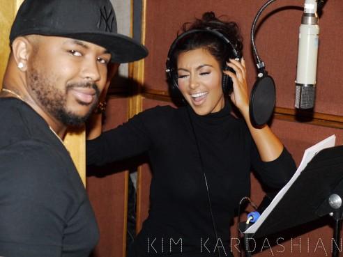 kim kardashian song with dream. Kim Kardashian is entering