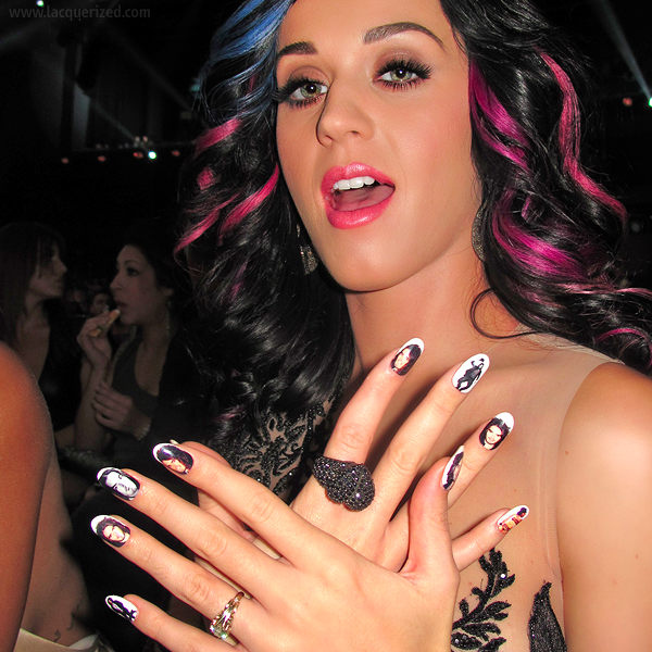 Katy Perry Just Gathering Thoughts