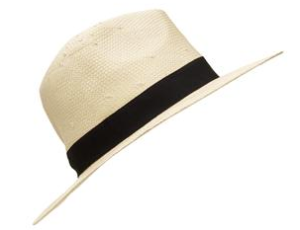 how to put wide hat word